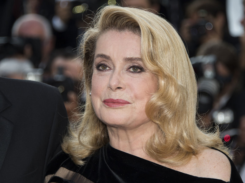 Catherine Deneuve hospitalized after stroke