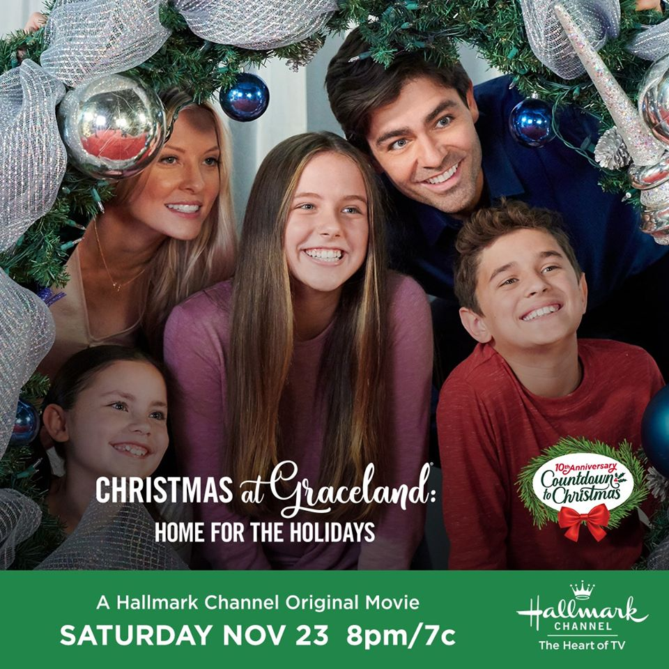 christmas at graceland hallmark channel