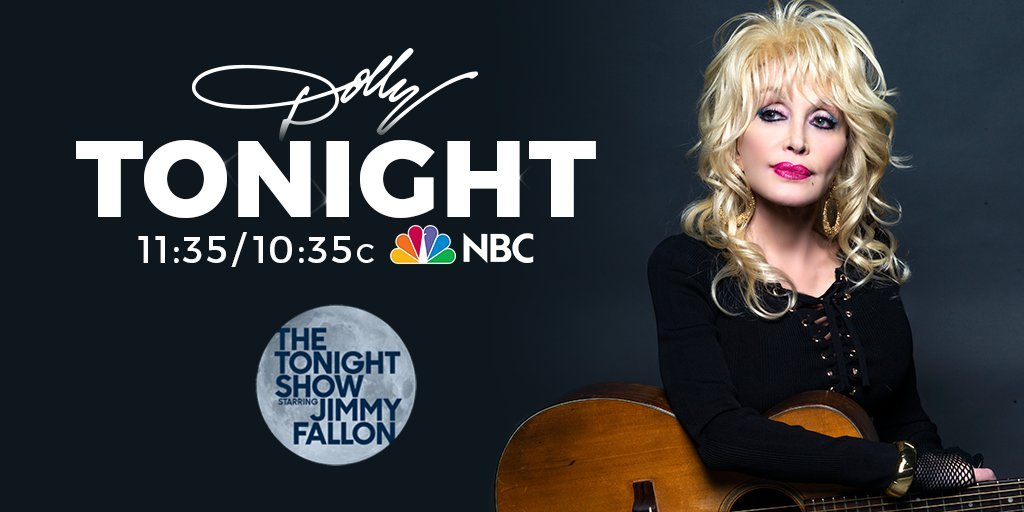 dolly parton the tonight show with jimmy fallon