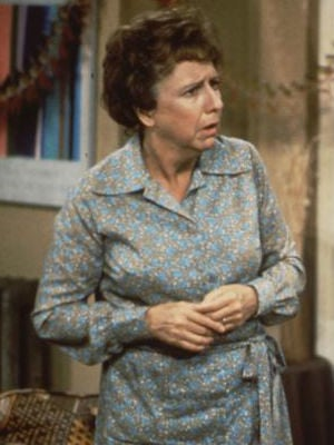 edith bunker all in the family shocked