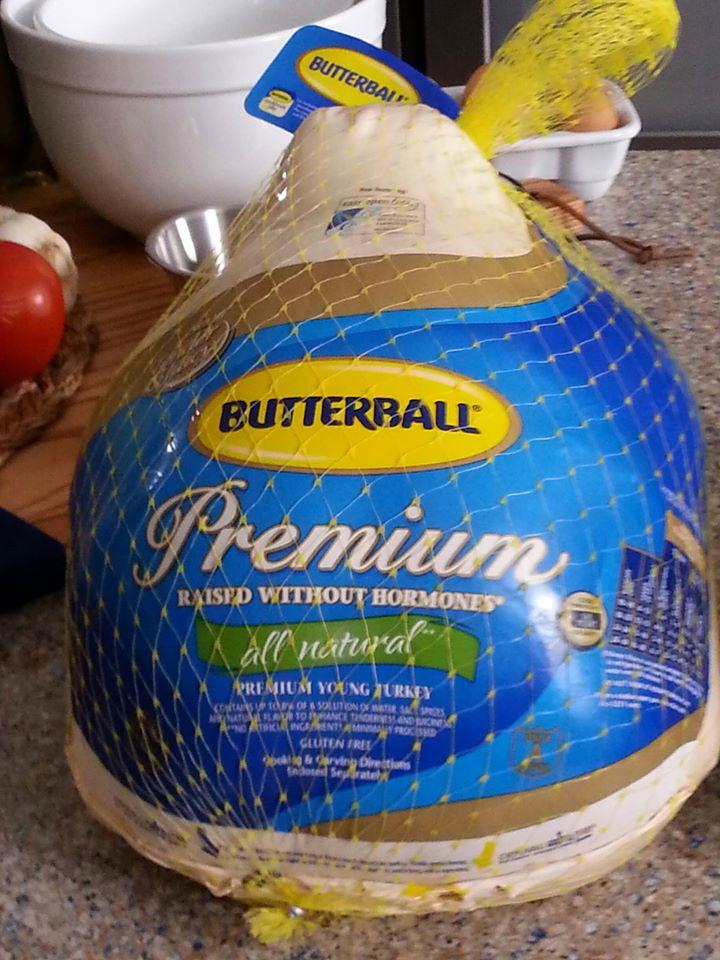 butterball frozen turkey