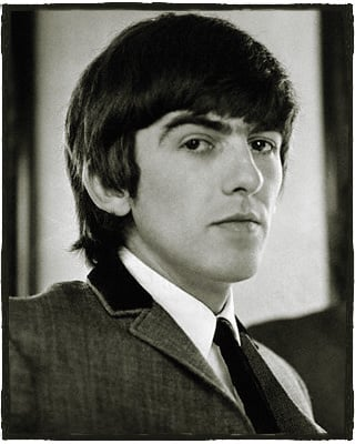 george harrison mortgaged his house just to see a movie