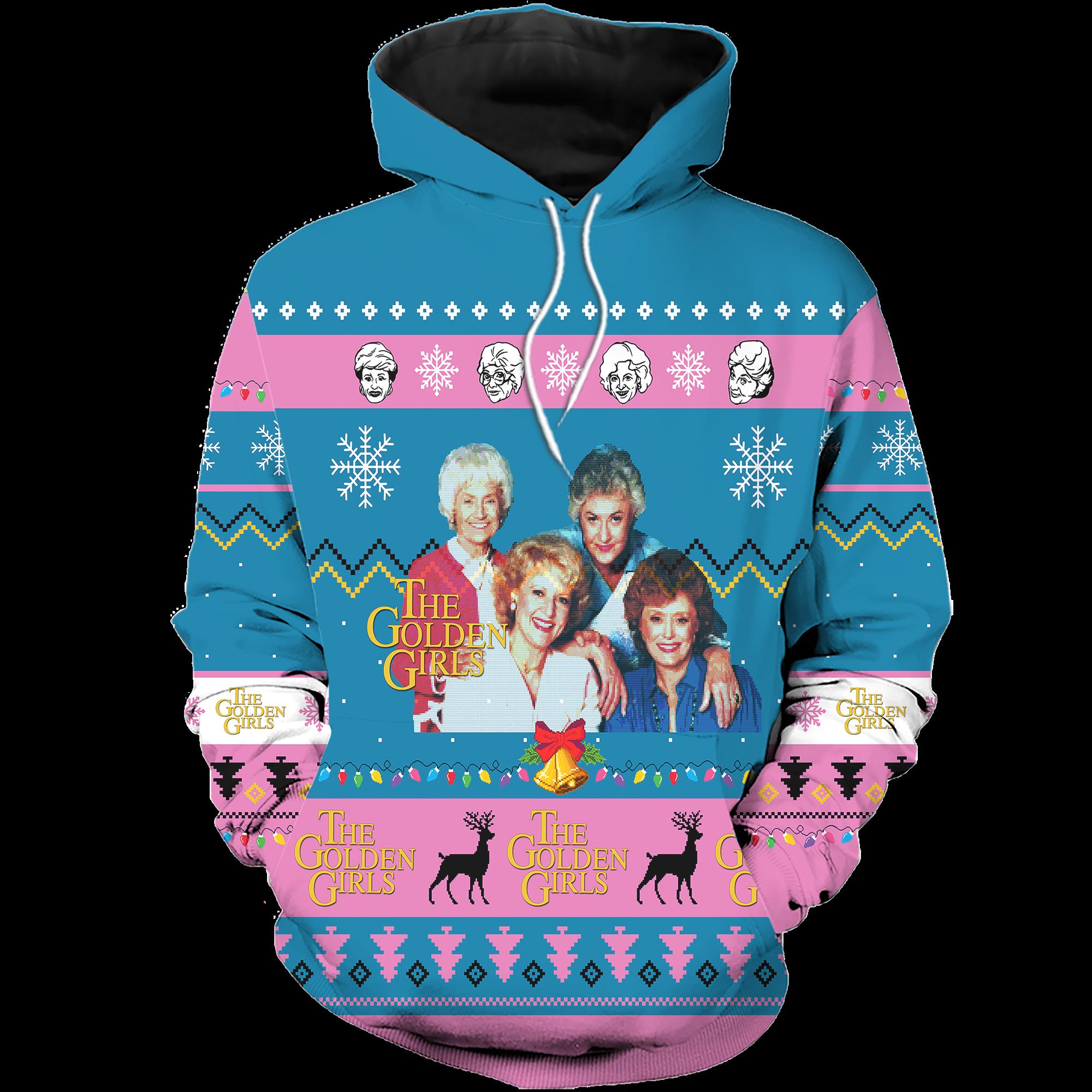 the golden girls hoodie sweatshirt