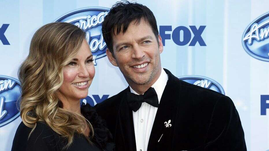 harry connick jr claims frank sinatra kissed his wife