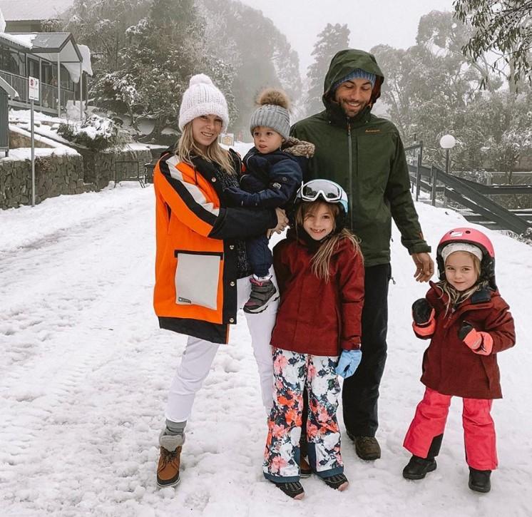 jessie roberts family