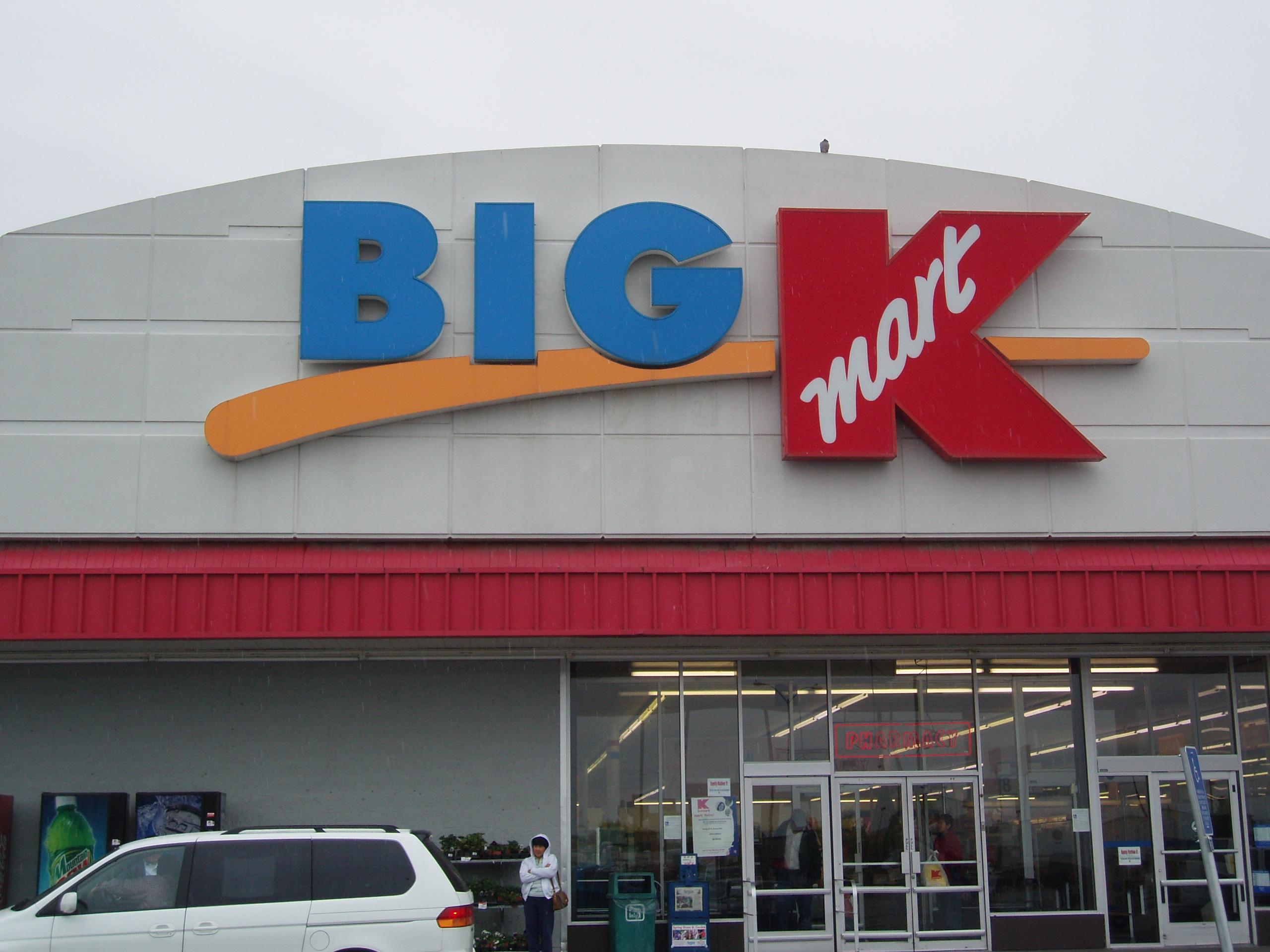 big kmart store