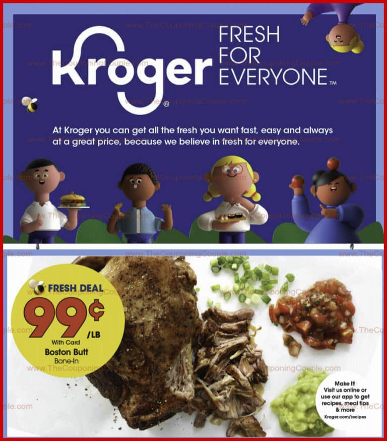 new kroger ads