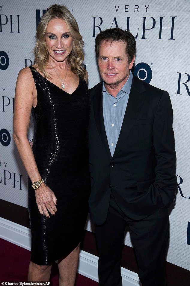 michael j fox and tracy pollan plan to travel when they are empty nesters