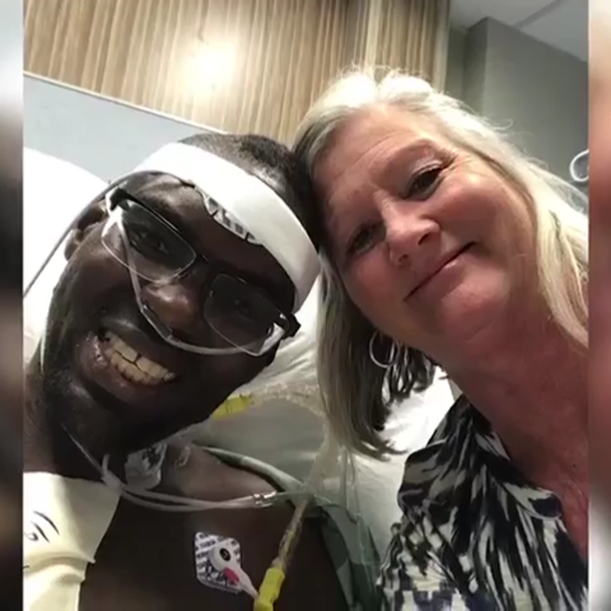 nurse adopts man with autism so he can get heart transplant