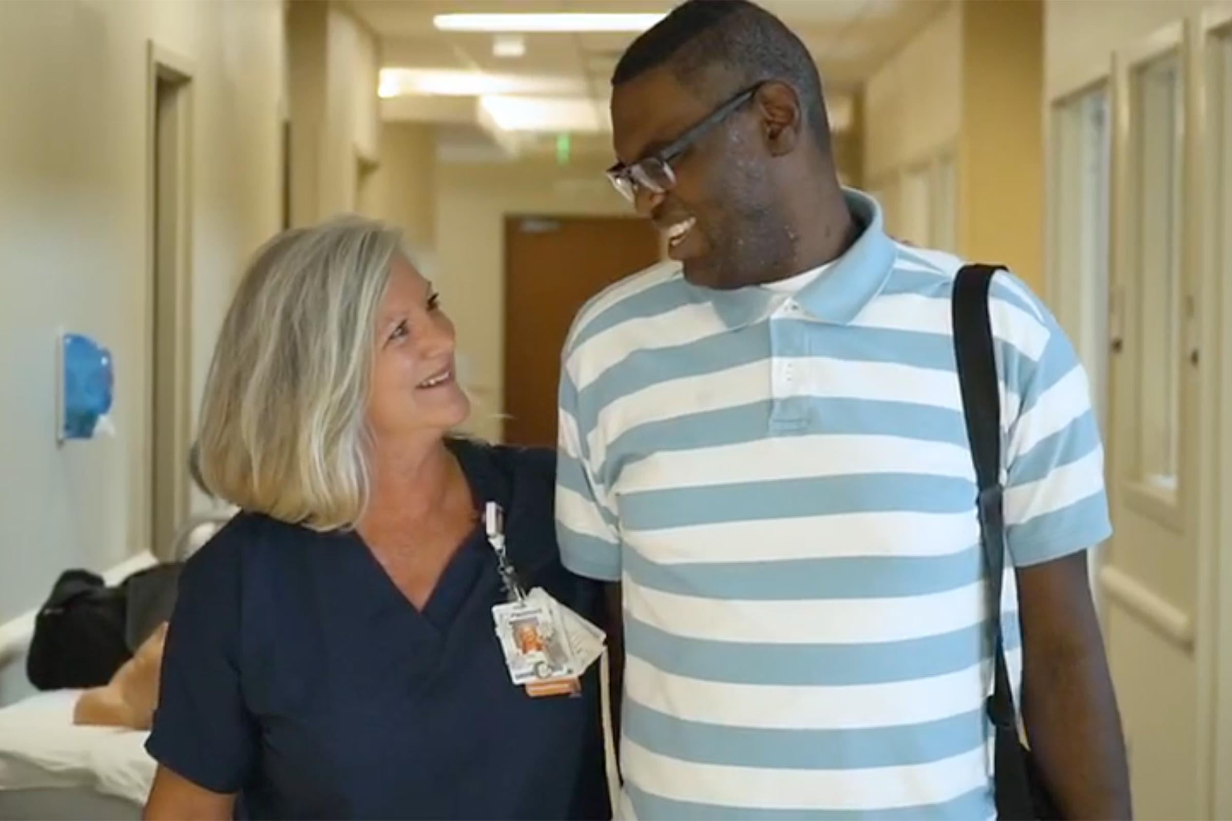nurse adopts man with autism so he can have heart transplant