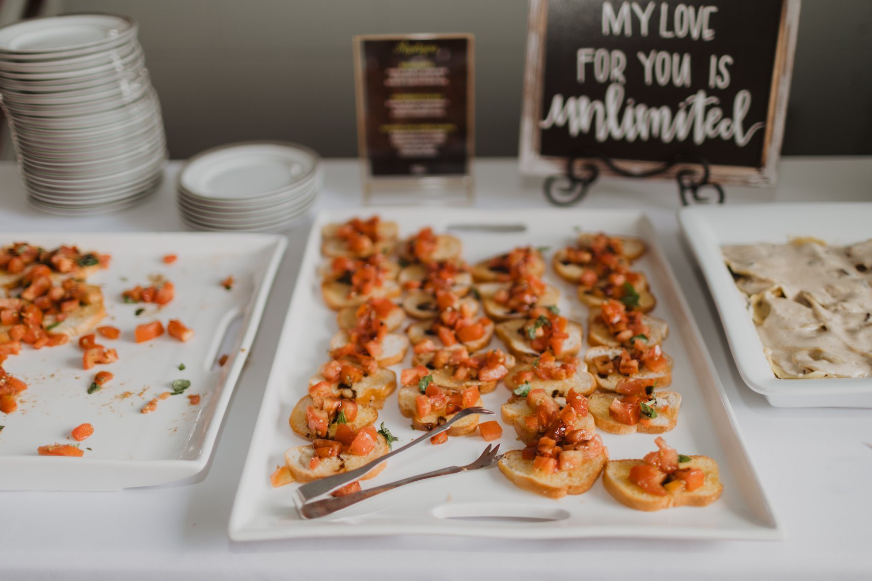 Couple Chooses Olive Garden Catering For Their Wedding Festivities