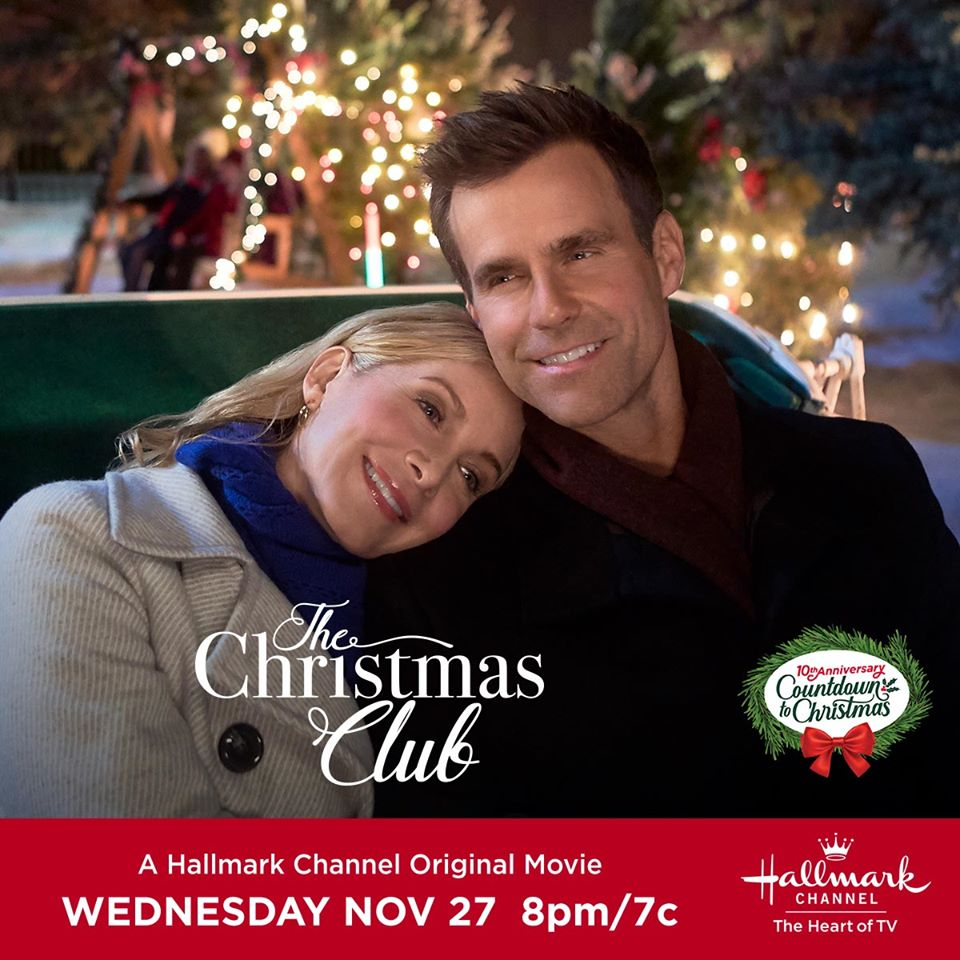 the christmas club hallmark channel