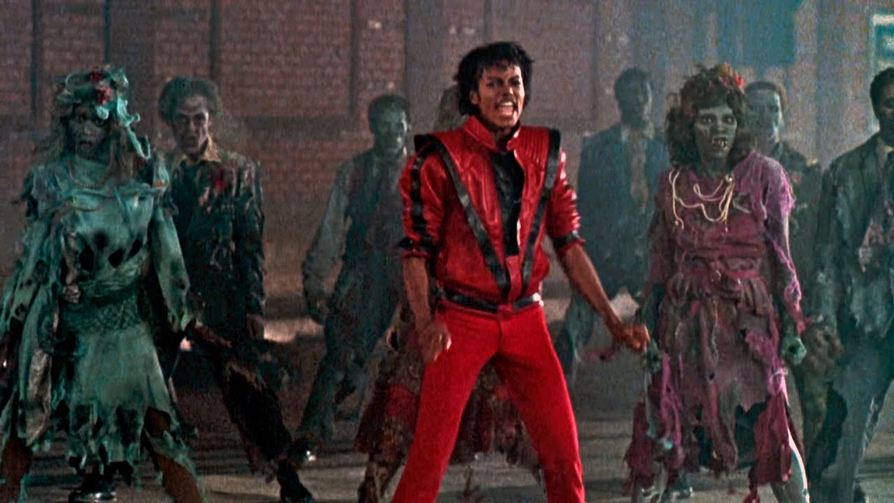 vincent price rapping on michael jackson's thriller