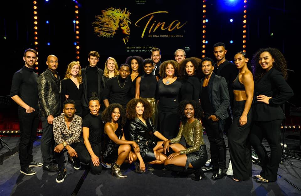 tina turner musical broadway cast