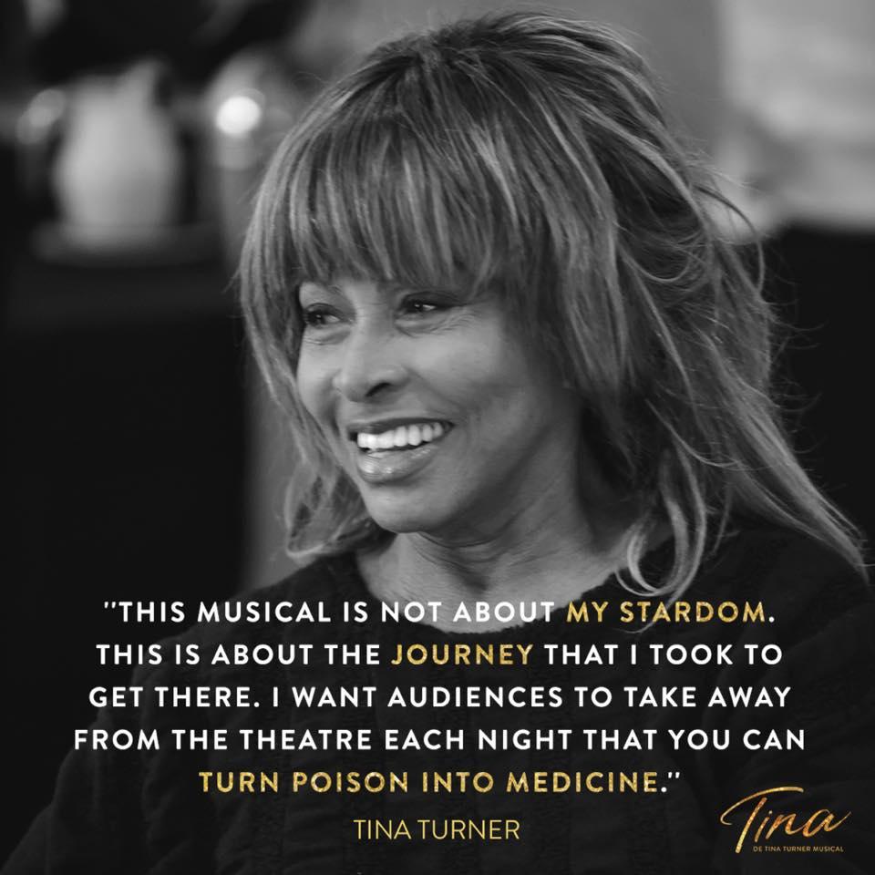 tina turner musical quote