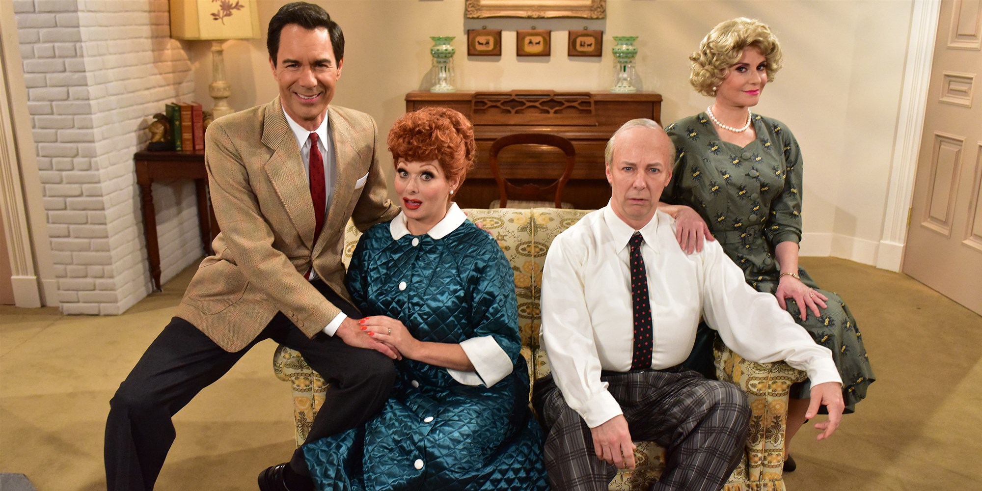 will and grace cast as i love lucy characters