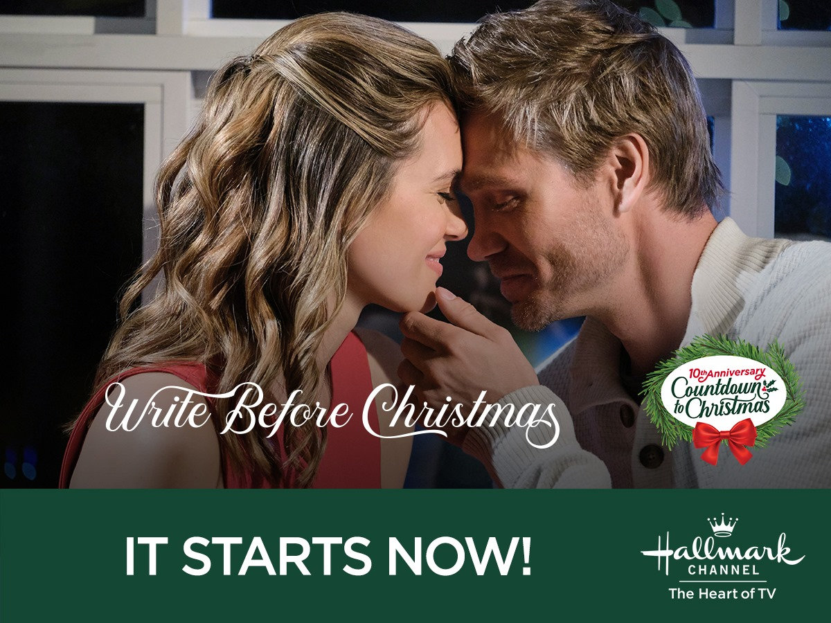write before christmas hallmark channel