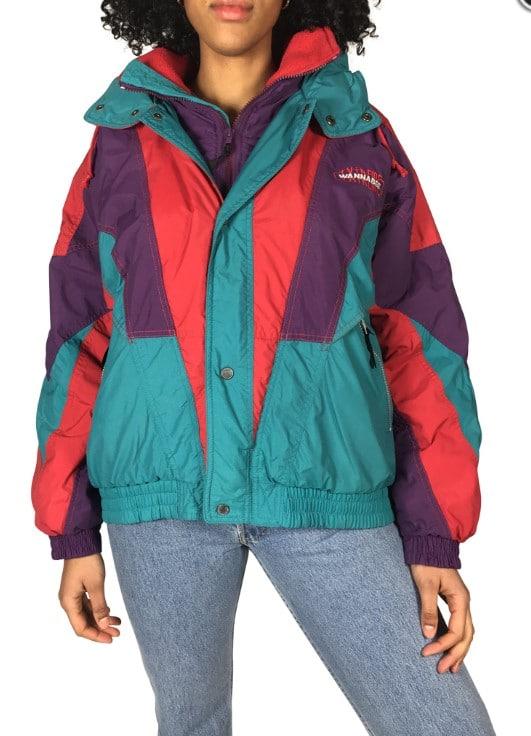 1990s style jacket
