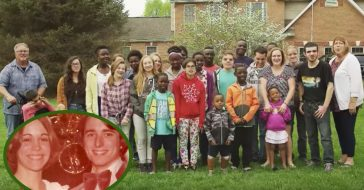 A Couple With 38 Children Spends $50k Per Year On Groceries And They Absolutely Love It