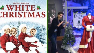 A First Look At The Museum Dedicated To 65 Years Of 'White Christmas'