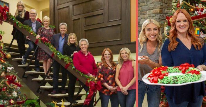 A Very Brady Renovation Holiday Edition airs tonight on HGTV