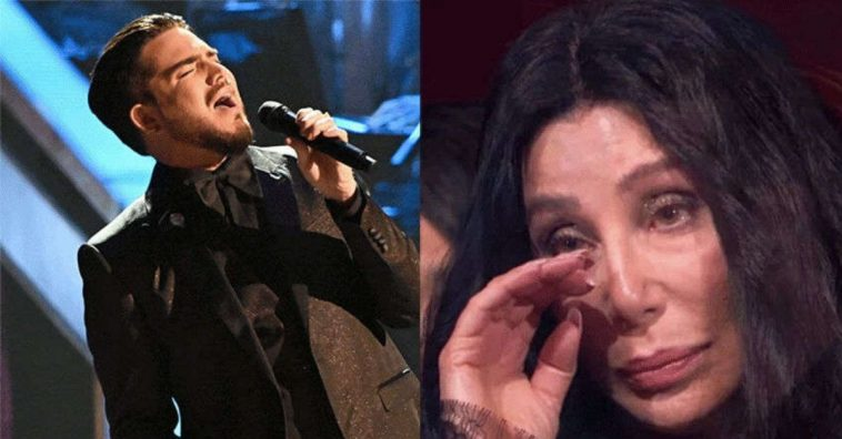 Adam Lambert covers Chers song Believe