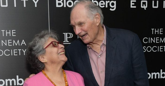 Alan Alda Jokes His Wife _Contemplated Murder_ During Their Six-Decade Marriage