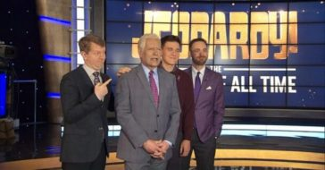 Alex Trebek Plans To Keep Fighting Cancer Battle Through 'Jeopardy! Greatest Of All Time' Tournament