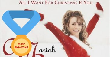 _All I Want For Christmas Is You_ Has Been Voted The Most Annoying Christmas Song