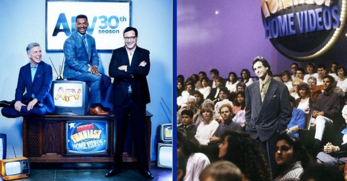 Bob Saget Returning For 'America's Funniest Home Videos' 30th Anniversary Celebration