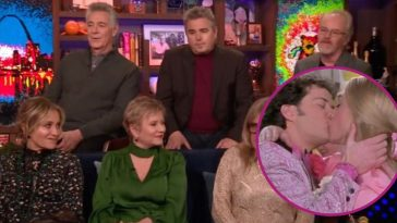 'Brady Bunch' Star Maureen McCormick Talks About Her First Kiss With Barry Williams