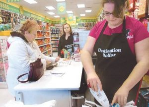 Critics say dollar stores follow and flourish because of poor economic conditions