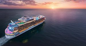 Cruise ships are full of fun and secrets in equal measure