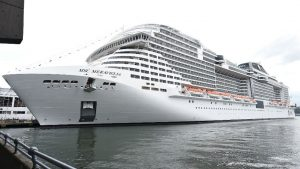 Cruise ships have provided housing during sporting events and natural disasters alike