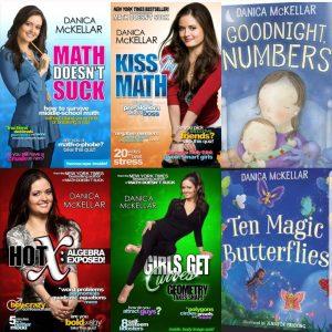 Danica McKellar kept the math books coming