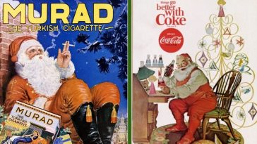 Do You Remember These Popular Christmas Ads From The '50s, '60s,' & '70s_