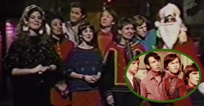 Do You Remember When MTV Reunited The Monkees For A Christmas Medley In 1986_