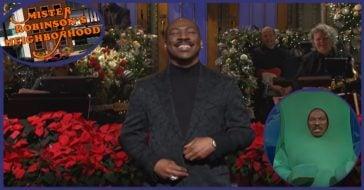 Eddie Murphy Hosts SNL