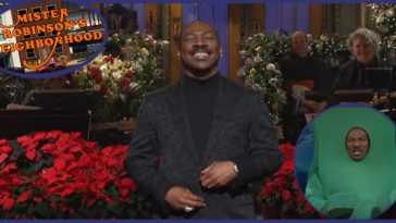 Eddie Murphy Hosts SNL