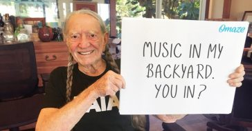 Enter a contest to win a chance to meet Willie Nelson on his ranch