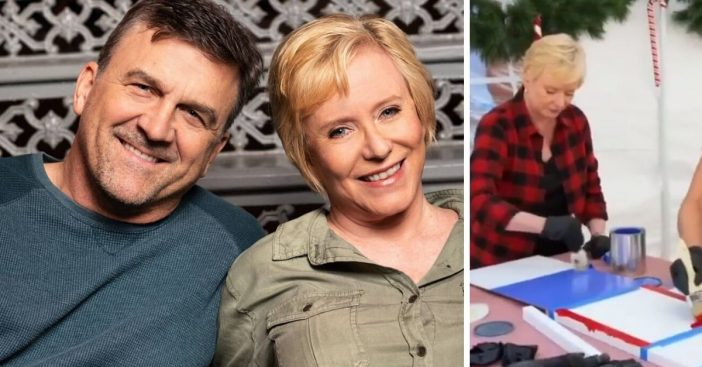 Eve Plumb and her husband will appear in new HGTV Generation Renovation