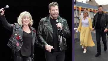 Fans Absolutely Love John Travolta's Full Head Of Hair At Recent 'Grease' Event