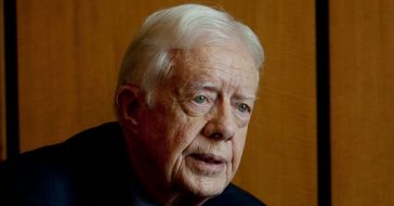 Former President Jimmy Carter Hospitalized For Urinary Tract Infection