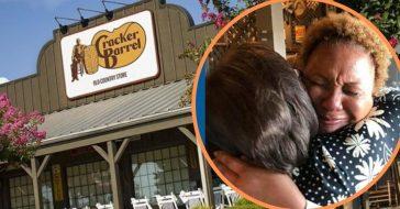 Georgia Cracker Barrel Waitress Receives An Incredible $1,100 Tip