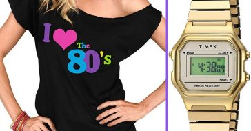 Gift Guide for the 80s lover in your life