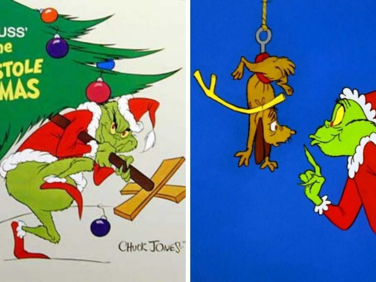 How The Grinch Stole Christmas!' Airs