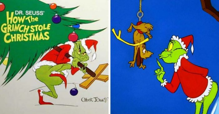 How the Grinch Stole Christmas airs tonight on NBC
