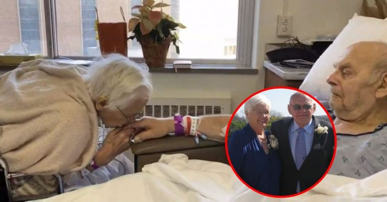 Husband And Wife Married For 68 Years Die One Day Apart