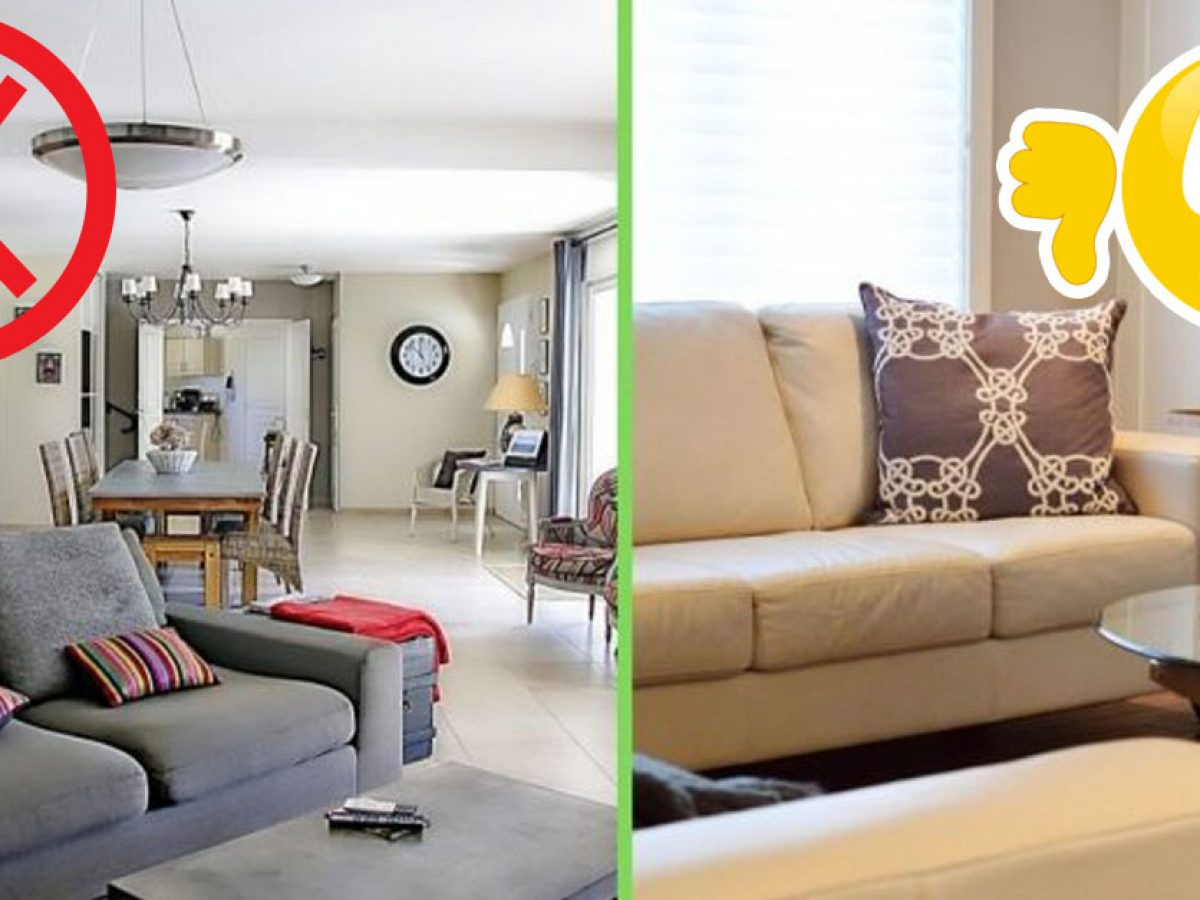 Interior Designers Share The Biggest Living Room Decorating Mistakes