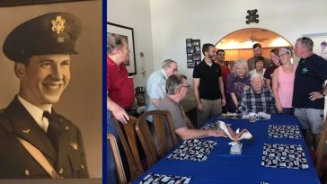 Jack Koser celebrated his 100th birthday this year